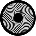 Standardstahlgobo Rosco Geometrics 3 77393
