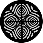 Standardstahlgobo Rosco Geometrics 11 77394