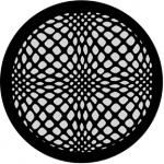 Standardstahlgobo Rosco Geometrics 5 77395