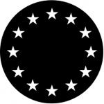 Standardstahlgobo Rosco European Stars 77438