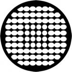 Standardstahlgobo Rosco Geometrics 8 77522