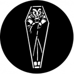 Standardstahlgobo Rosco Dracula 77556