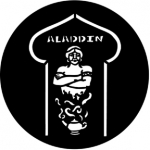 Standardstahlgobo Rosco Aladdin 77585