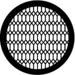 Standardstahlgobo Rosco Diamond Lattice 77597