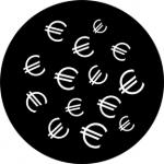 Standardstahlgobo Rosco Euros 77654