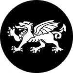 Standardstahlgobo Rosco Dragon 77671