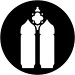 Standardstahlgobo Rosco Church Windows 77705
