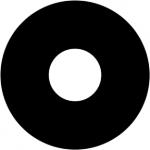 Standardstahlgobo Rosco Apperture 3 77727 (Design by Robert Davis)