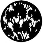 Standardstahlgobo Rosco Foliage (Large) 77804