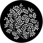 Standardstahlgobo Rosco Branching Leaves (Negative) 77864