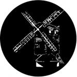 Standardstahlgobo Rosco Derelict Windmill 77874