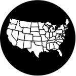 Standardstahlgobo Rosco America 77877