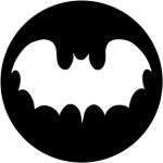 Standardstahlgobo Rosco Bat 77947