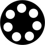 Standardstahlgobo Rosco Circles 1 78073