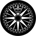 Standardstahlgobo Rosco Compass 78082