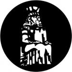 Standardstahlgobo Rosco Egypt 78146