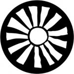 Standardstahlgobo Rosco Cart Spokes 78165