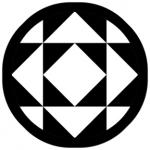 Standardstahlgobo Rosco Circle Quilt 78468
