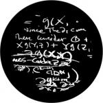 Standardstahlgobo Rosco Calculation 78462 (Design by Michael Lincoln)