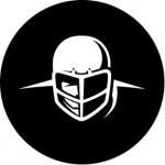 Standardstahlgobo Rosco Football Helmet 78645