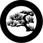 Standardstahlgobo Rosco Desert Pine 78689