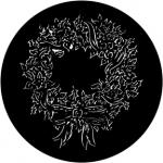 Standardstahlgobo Rosco Christmas Wreath 78812