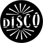 Standardstahlgobo Rosco Disco 79145