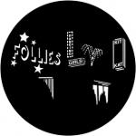 Standardstahlgobo Rosco Follies (b) 79147