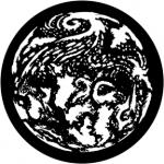 Standardstahlgobo Rosco Earth 79199