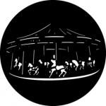 Standardstahlgobo GAM Design Carousel 334