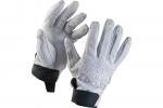 Handschuh Edelrid Skinny Glove  Ziegenleder weiss