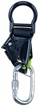 Bruststeigklemme Edelrid Chest Ascender Kit  schwarz, Zubehör für Core / Core CL