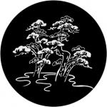Standardstahlgobo Rosco Bonsai 71007