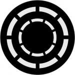 Standardstahlgobo Rosco Concentric Rings2  71013