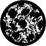 Standardstahlgobo Rosco Floral 8  71025