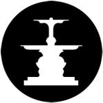 Standardstahlgobo Rosco Fountain A 73621