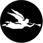 Standardstahlgobo Rosco Angel 78367