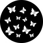 Standardstahlgobo Rosco Butterflies 76508