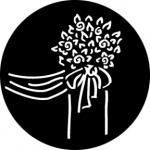 Standardstahlgobo Rosco Floral Decoration 1 76527