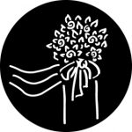 Standardstahlgobo Rosco Floral Decoration 2 76528