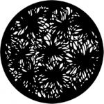 Standardstahlgobo Rosco Floral 1 77386