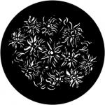 Standardstahlgobo Rosco Floral 6 78178