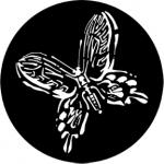Standardstahlgobo Rosco Butterfly 78091