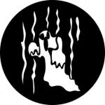 Standardstahlgobo Rosco Ghost 5 76587