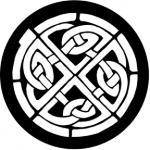 Standardstahlgobo Rosco Heraldics 4 77128