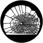 Standardstahlgobo Rosco Half Web 77130