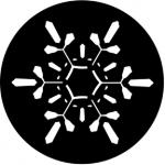 Standardstahlgobo Rosco Diamond 77151