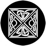 Standardstahlgobo Rosco Heraldics 5 77180