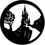 Standardstahlgobo Rosco Fairy Castle 77213