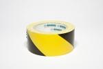 Markierungsband AT 8  gelb/schwarz  50 mm x 33 m